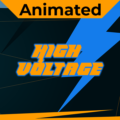 Baranto - High Voltage Series Stream Package Animated