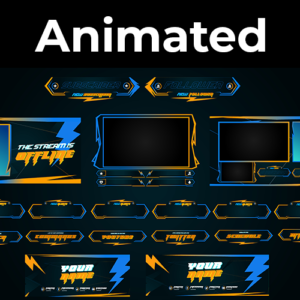 High Voltage Series Stream Package (Animated)